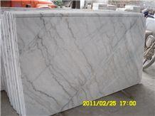 Guangxi White, China White Marble Slabs & Tiles