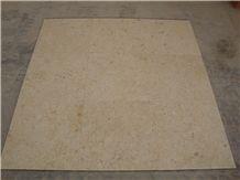 Yellow Pearl Limestone Tiles & Slabs, Egypt Beige Limestone Polished Flooring Tiles, Walling Tiles