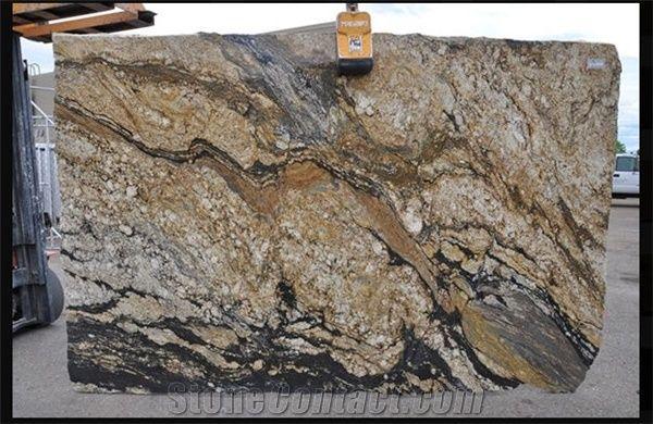 Supreme Fantasy Granite Slabs From United States