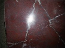 Rosso Laguna Marble Block, Turkey Red Marble