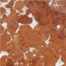 Adneter Scheck Limestone Slabs, Austria Red Limestone