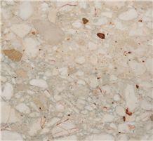 Untersberger Brekzie Limestone Tiles, Austria Beige Limestone