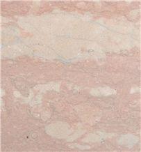 Untersberger Roetlich Limestone Tiles, Austria Pink Limestone