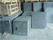 Slate Tiles, China Black Slate