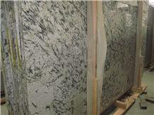 Persian Pearl Granite Slabs, Brazil White Granite