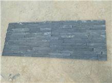 Black Slate Ledge Stone Panel Cheap Price