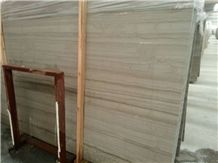 Chinese Marble Athens Wooden Slab