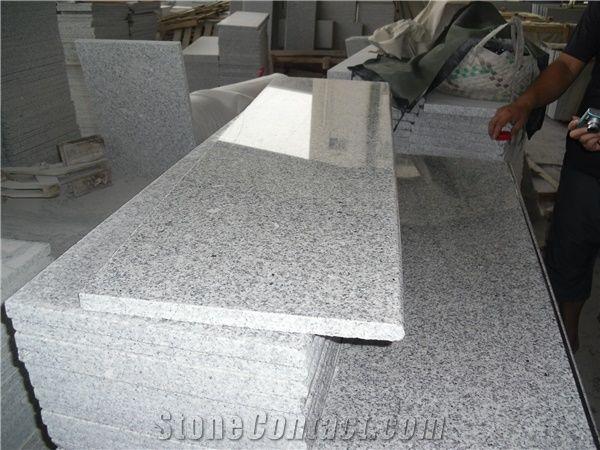 G603 Bella White Granite Floor Tiles From China