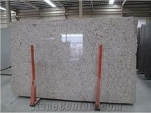Imported Brazil Granite Rose White Slabs,Tiles,Brazil White Granite,White Rose Granite Tiles & Slab,Thickness Of Polished