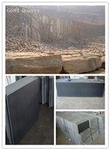 G684 Black Pearl Granite Tiles, China Black Granite
