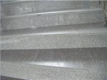 China Polished G606 Granite Stair(low Price)