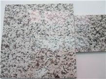 Natural Polished G655 Tile(Low Price)Grey Granite Tiles & Slabs, China White Granite,China Diamond White Granite Tiles,Pindu White/Panda White/Hazel White/Rice Grain White Granite Tiles & Slabs