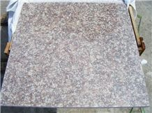 Polished Peach Red Granite Tile(G687)China Local Red Granite, G687 Cherry Pink, Peach Blossom Red/ Floor Covering Tiles/ Cut to Size,G687 Granite Tile&Slab,Chinese Red Granite Slabs,Chinese Red Stone