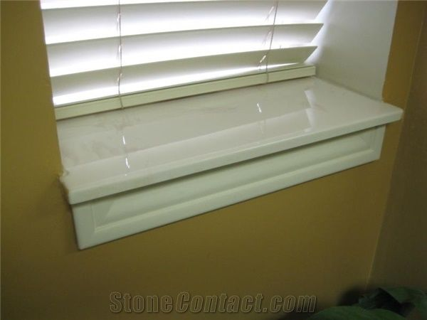 White Marble Window Sill Good Quality From China