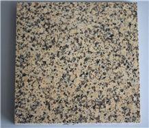 Karamori Gold Granite Tile, China Yellow Granite Slabs & Tiles