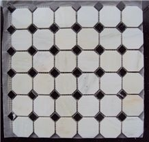 Eastern White Marble Mosaic