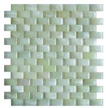 Honey Onxy White Onyx Mosaic