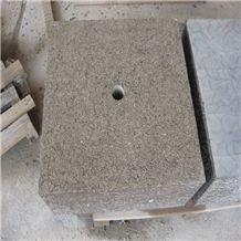 Yangtze River Limestone Bush Hammered, Yangtze River Septarium Limestone Slabs