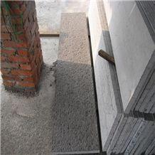 Yangtze River Septarium Limestone Slabs, China Grey Limestone