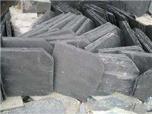 Black Chamfer Roof Slate