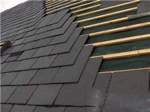 Square Roof Slates