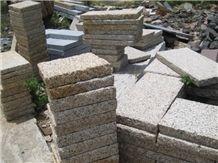 Hand Cut Pavers - Granite, Basalt