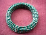 Diamond Wire Saw Cutting Granite 40 Beads Rubber S