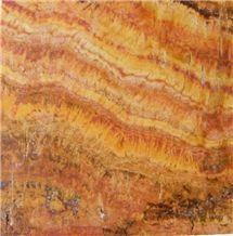 Peach Travertine Yozgat, Yozgat Yellow Travertine Tiles