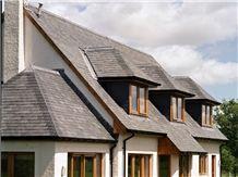 SSQ Ultra Riverstone Grey Slate Roof Tiles
