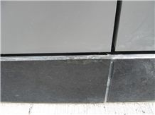 Exterior Granite Wall Repair