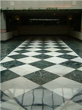 Hotel Marble Floor Restoration
