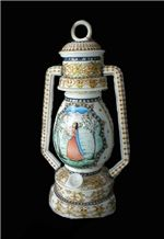 Decorative Marble Lanterns, White Marble Home Decor