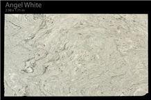 Angel White Granite Slabs