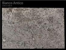 Bianco Antico Granite Slabs, Brazil White Granite