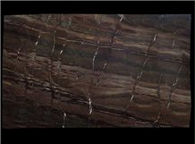 Duetto Granite Slabs, Brazil Brown Granite