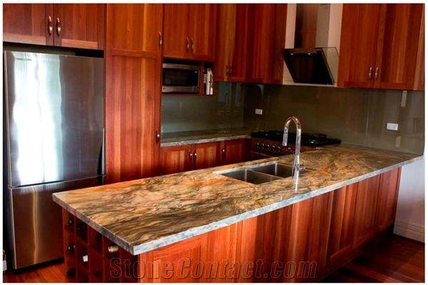 Fusion Granite Kitchen Countertops