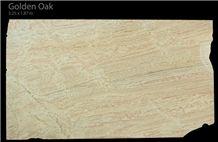 Golden Oak Granite Slabs, India Yellow Granite
