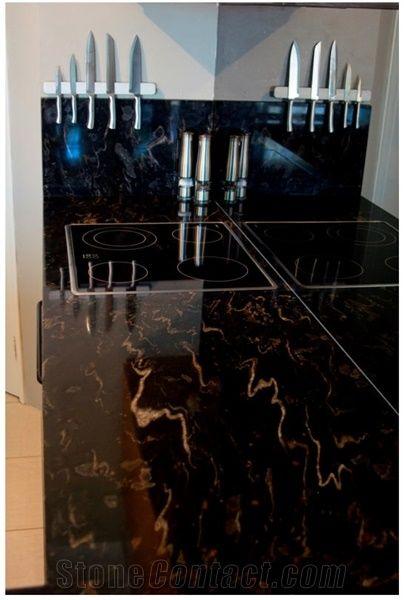 Twilight Granite Kitchen Top Twilight Black Granite