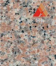 Red Gia Lai Pink Granite Tiles