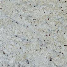 Bianco Romano Granite Tiles, Brazil White Granite