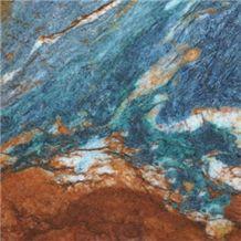 Blue Louise Granite Tiles, Brazil Blue Granite