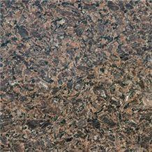 Cafe Bahia, Brown Imperial Granite Tiles
