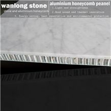 Aluminium Honeycomb Backed Marble Panel