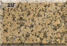 Zheltau Granite Tiles, Kazakhstan Yellow Granite