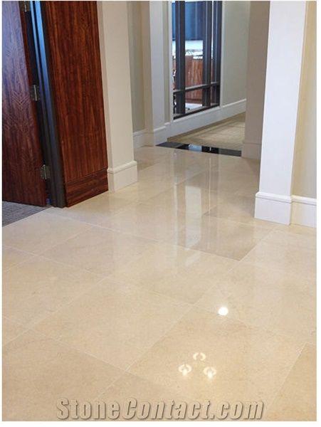 Beige Marble Floor Crema Marfil Beige Marble Tiles From