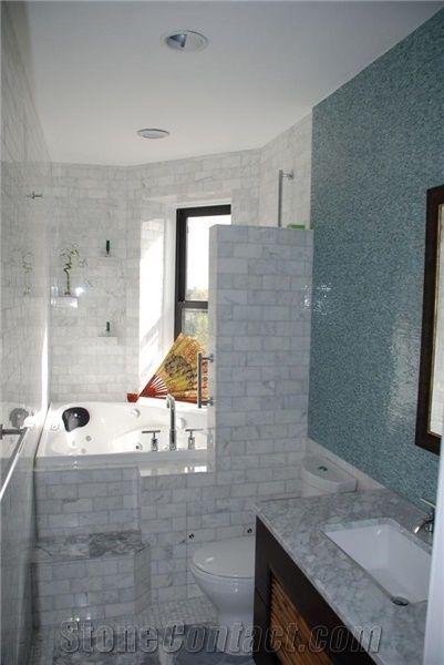 Bianco Venato Marble Bathroom Design Bianco Venato White
