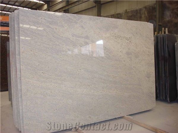Kashmir White Granite Slabs From India 25967 Stonecontactcom