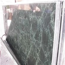 Spider Web Green Marble Slabs