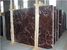 Rosso Levanto Marble Slabs, Turkey Red Marble Tiles & Slabs, Red Polished Marble Floor Tiles, Wall Tiles