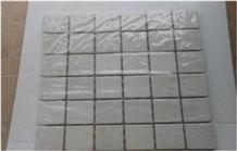 Marfil Cream Marble Mosaic Tiles